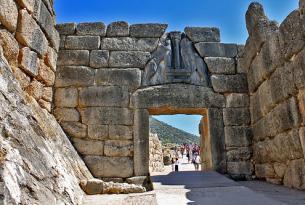 La Grecia continental a tu aire en coche de alquiler