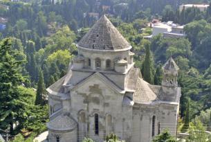 Armenia en privado con guía