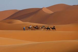 Marruecos: Las puertas del desierto a tu aire en coche de alquiler