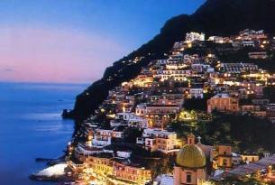 Nápoles y Costa Almalfitana a tu aire en transporte público