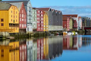 El sur de Noruega a tu aire en coche de alquiler en 8 días