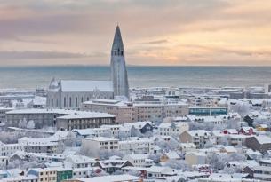 Estancia en Reikiavik: auroras boreales y más en 4 días