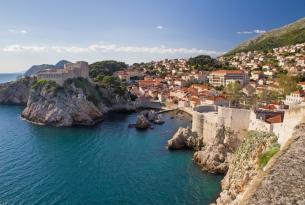Ruta: Islas de Dalmacia del Sur desde Dubrovnik