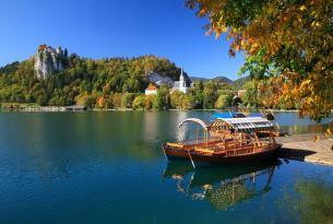 Lo mejor de Eslovenia e Istria (Croacia)