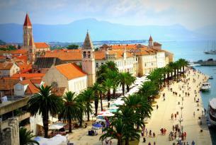 Las perlas de Croacia: por las perlas de UNESCO