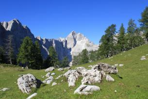 Eslovenia: Senderismo por los Alpes Julianos (nivel alto)