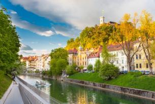 Escapada a Ljubljana