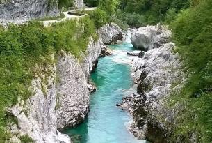 Eslovenia completa: paisajes, castillos y ciudades