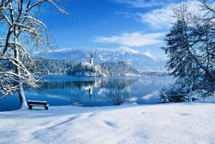 Nochevieja en Eslovenia