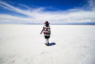 Bolivia y el Salar de Uyuni