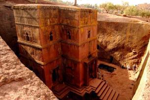 Etiopía, antigua Abisinia Norte y Sur
