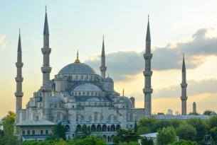 Amanecer de Capadocia en grupo, Turquía