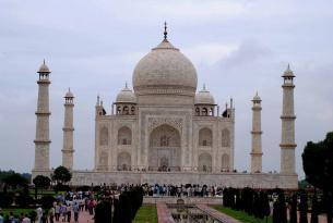 Norte de India al Completo