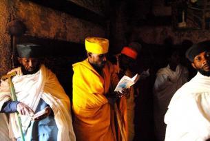 Etiopía Leyendas de Axum, en grupo
