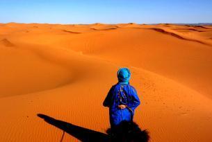 Marrakech y el Desierto