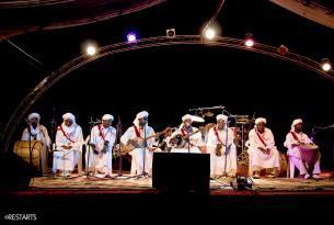 Festival música en el Desierto