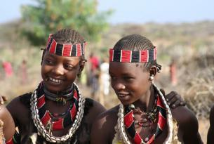 Etiopía Tribus del Sur en 4x4