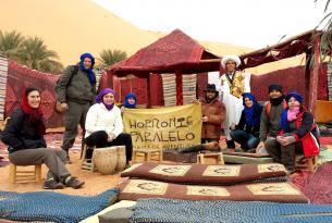 Viaja en grupo mínimo a conocer las ciudades imperiales y el desierto de Marruecos y mucho mas rincones