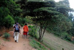 Tanzania: excursión a Aldea Sekei y monte Meru