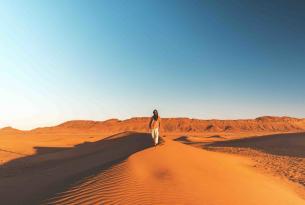 El Desierto Deluxe con Marrakech