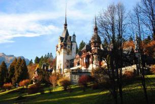 Rumanía en Furgo