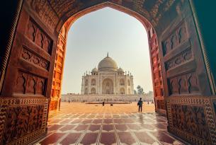 El auténtico Triángulo Dorado de India