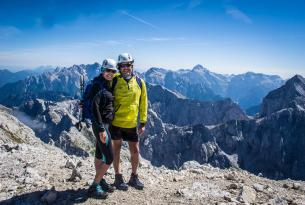 Trekking en Eslovenia