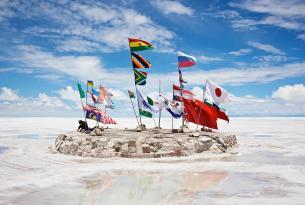Bolivia: expedición al Salar de Uyuni