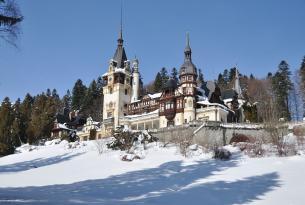 Rumanía por libre en coche de alquiler a tu aire