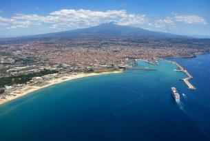 Tour por Sicilia en furgo
