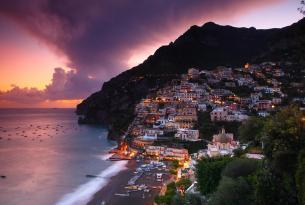 Italia: Nápoles, Capri y Sorrento y la Costa Amalfitana (5 días)