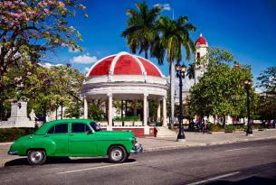 Cuba en grupo reducido recorriendo La Habana, Cienfuegos, Varadero y Trinidad