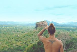 Sri Lanka, Atardeceres de Ceilán