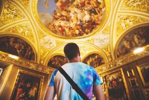 Descubre Roma en grupo 5 días