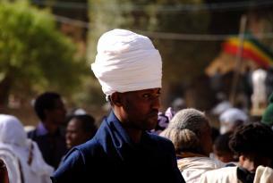 Etiopía Norte Monumental en privado en 4x4