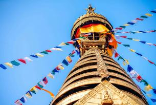 India y Nepal: el combinado más espiritual en 22 días