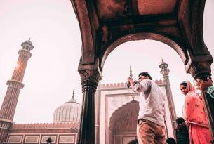 India: el Triángulo de Oro con Varanasi