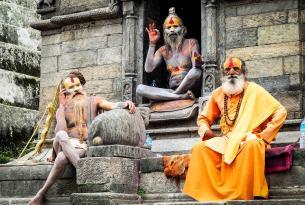 El Triángulo de Oro indio con Pushkar