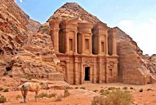 Jordania con guía privado: Maravillas del Hachemita