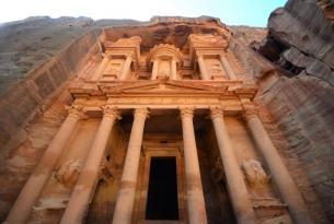 Jordania, tesoro de arabia en grupo