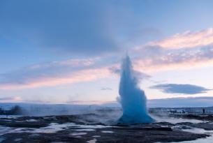 Las cascadas mas fascinantes de Islandia a tu aire en coche de alquiler