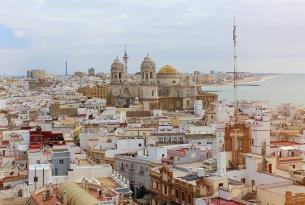 Arte de Andalucía: Cádiz, Jerez y Málaga