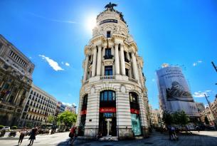 Barrios históricos en grupo, Madrid