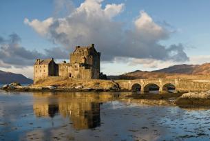 Castillos medievales en grupo, Edimburgo