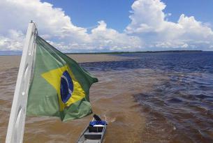 Crucero de aventura al corazón del Amazonas: Parques Nacionales de Anavilhanas y de Jau