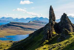 Escocia: isla de Skye e islas Orcadas en 9 días