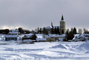 Laponia Finlandesa: vacaciones de navidad en Luosto