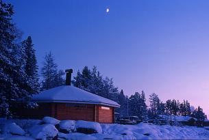 Laponia: fin de año en Salla