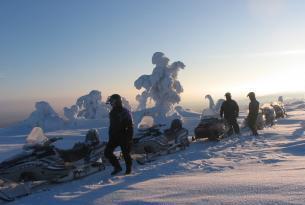 Laponia fin de Año en Luosto