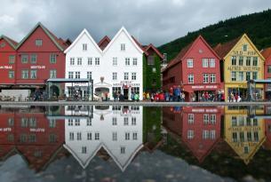 Descubrir los fiordos de Noruega